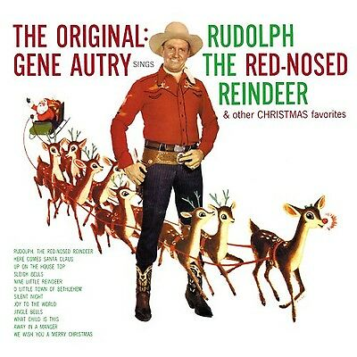 Rudolph The Red-Noised Reindeer