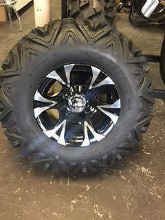 Odes Dominator Rim with Tire