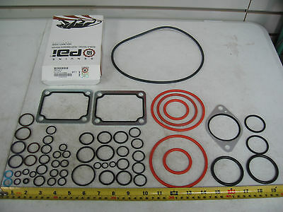 Oil Cooler O-Ring Gasket Kit for Caterpillar C15 ACERT. PAI# 321411 Ref# 3483682