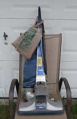 Vtg. Tradition 3-CB Kirby Upright Vacuum Cleaner Floor Sweeper,Works,BUT is Loud