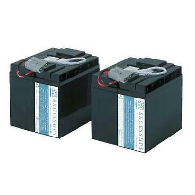 Replacement Battery Pack For Apc Rbc55 - Brand New Fresh Stock