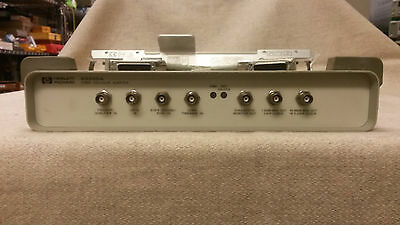 Agilent Hp 83205A Cdma Cellular Adapter Opt 001/600 & Interconnect Cable