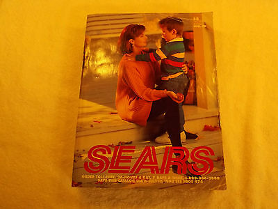 Sears 1991-92 Fall and Winter Annual Catalog