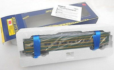 MIB American Flyer 49948 Erie Streamliner Full Vista Dome S Gauge FREE SHIPPING