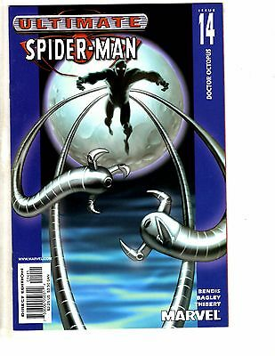 Lot Of 5 Ultimate Spider-Man Marvel Comic Books # 14 15 16 17 18 NM 1st AK7