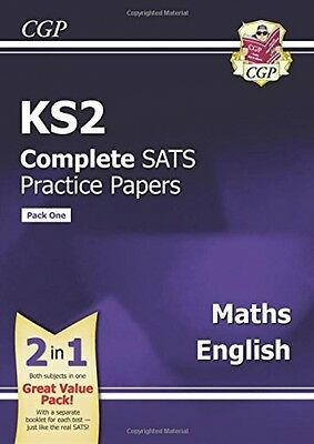 KS2 Maths And English SATS Practice Papers (updated For The 2017 Tests) - Pack 1