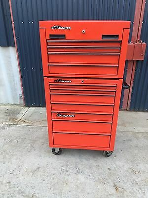 Snap On KIQ Top Chest & Roll Cab
