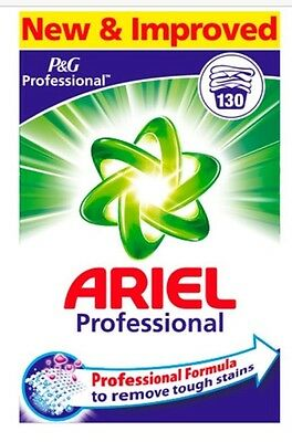 Ariel Washing Laundry Powder P+G 130 Wash Family Bulk Buy Detergent Cleaning