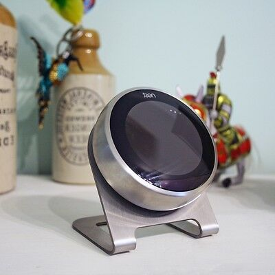 Designer Nest Thermostat Stainless Steel Stand.