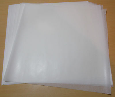 "EXTRA LARGE WAXED PAPER DELI SHEETS/CANDLE, SOAP WRAP 15""x14"" 55GSM."