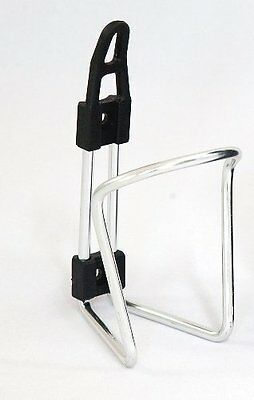 Sport Direct™ Bicycle Bike Cycle Alloy Bottle Cage Silver