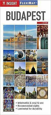 Insight Flexi Maps: Insight Flexi Map - Budapest by Insight Guides Staff...