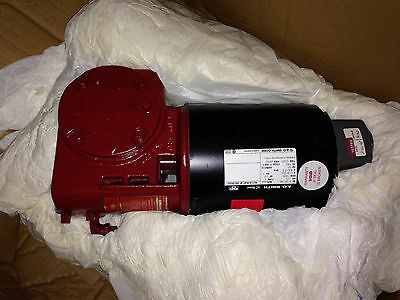 AMF 070 006 219 Westinghouse complete motor and gearbox assembly 50hz