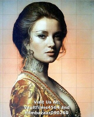 JANE SEYMOUR - SOLITAIRE - JAMES BOND - ROGER MOORE - Selection of Photograph(s)