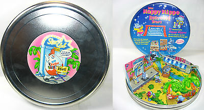 Ü-EI Diorama STAR CLUB Happy Hippo Hollywood Stars Filmset mit Figuren (K59)