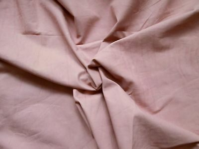Dusky pink analine calf leather for bags, furnishing, clothing BARKERS HIDE N281