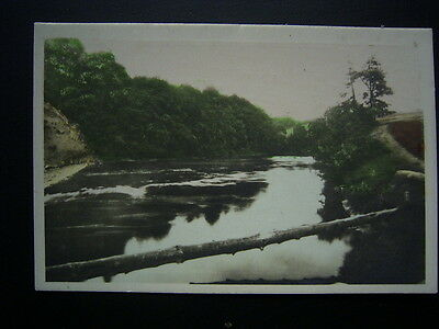 Cavenders Cigarette Card 1926 MF108  River Valleys No14 BRIDGE OF ALLAN (e18)