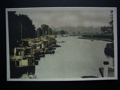 Cavenders Cigarette Card 1926 MF108  River Valleys No79 OXFORD(e18)