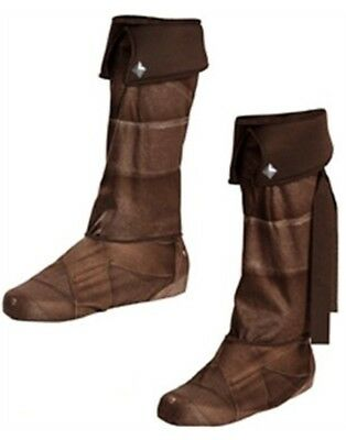 Childs Prince of Persia Sands of Time Dastan Costume Boot Covers