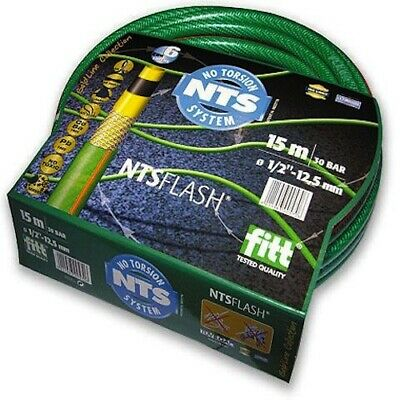 6 ply 1 Inch Gartenschlauch anti-torsion and kink resistant NTS FITT