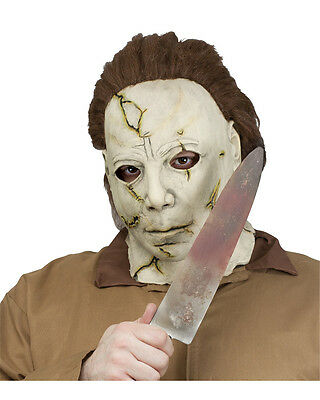 Michael Myers Halloween Kitchen Toy Knife Psycho Murderer Costume Accessory