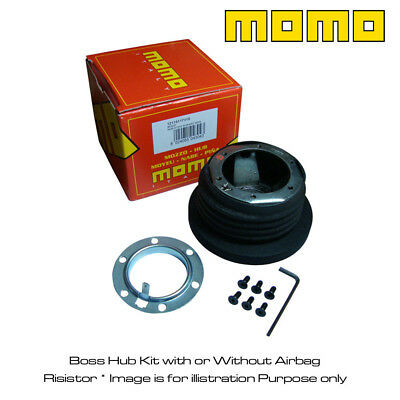 Momo Hub Adaptor Boss Kit For Momo Steering For Vw Golf Mk1, Jetta, Corrado,