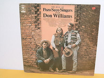 Lp - Pozo Seco Singers With Don Williams - The Best Of