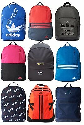 adidas Originals Classic School-Work-Travel-Gym-Sports Shoulder bags Backpacks