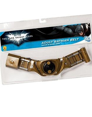 Adults Batman Dark Knight Rises Costume Accessory Utility Belt
