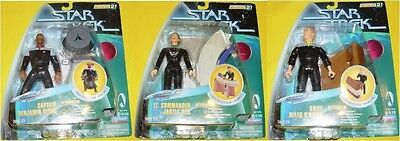 "Star Trek Playmates DS9 Deep Space Nine Figuren 6"" zum aussuchen #3"