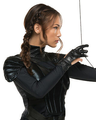 Adult's Womens Katniss Everdeen Hunger Games Right Hand Glove Costume Accessory