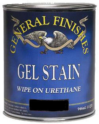General Finishes JAVA Gel Stain- Quart