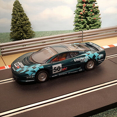 Scalextric 1:32 Car - C483 Green Jaguar XJ220C #50  #M