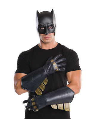 Adult's Batman V Superman Dawn Of Justice Gauntlet Gloves Costume Accessory