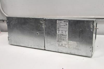 Indeeco Electric Duct Heater w/ Integral Limit 101-254927 XUB 4Kw 480v 3 Phase