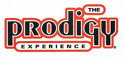 THE PRODIGY EXPERIENCE Rave Flyer Flyers 3/11/92 A5 Cambridge Corn Exchange