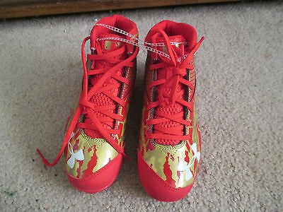 Under Armour MLB Authentic Collection Youth Boys 1.5 Baseball Cleats Deception