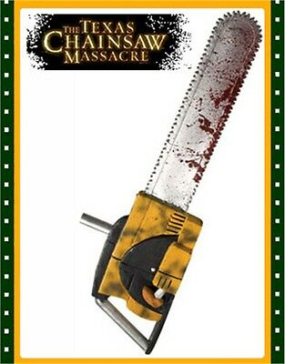 The Texas Chainsaw Massacre Vibrating Costume Chainsaw