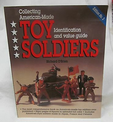 Collecting American Made Toy Soldiers by O'Brien