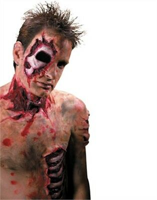 Reel FX Zombie Theater Quality Latex Facial Appliance