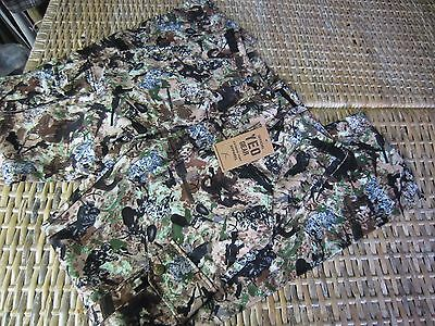 NWT new MENS adult M/L 33-34 x 32 YEO PAINTBALL camo cargo PANTS hunting 3D BDU