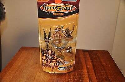 Heroscape Expansion Set 6 Dawn of Darkness 1 mint sealed Heroes of Durgeth