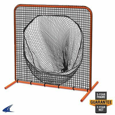Brute Sock Style Screen - 7' x 7' - Ideal for Batting Cages