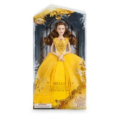 Disney Live Action Beauty and the Beast Film Collection Belle Doll BNIB