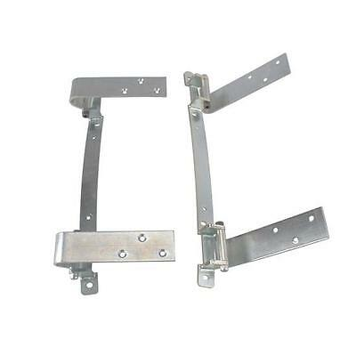New Speedway Lo-Boy Roadster Hidden Concealed Steel Door Hinges