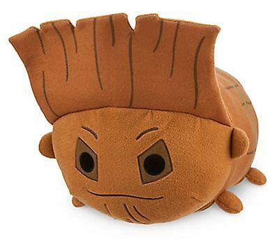 "US Disney Marvel Groot Large 17"" Tsum Tsum Plush NWT!! Guardians of the Galaxy!"