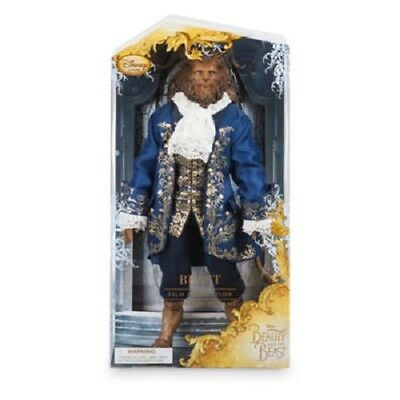 Disney Live Action Beauty and the Beast Film Collection Beast Doll BNIB