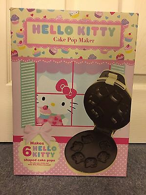 Hello Kitty Lakeland Cake Pop Maker Brand New In Box Present Birthday Gift