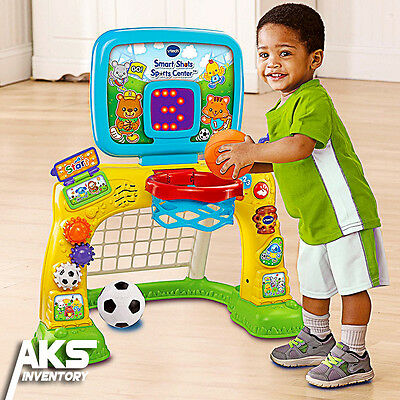 New Smart Sports Center Toy Development Baby Toddler Kids Boys Girls Fun Play