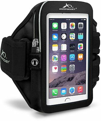 Armpocket Xtreme i-30 armband for iPhone 6s, iphone 6, iphone 7 with thin case